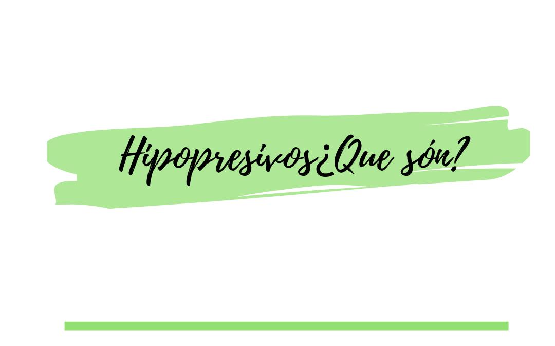 Hipopresivos