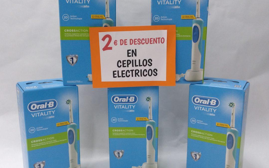 Cepillo eléctrico Oral-B
