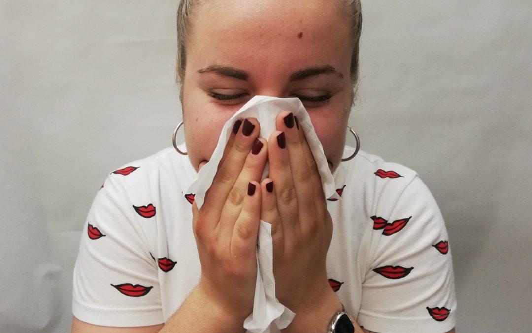 Rinitis ¿resfriado o alergia?