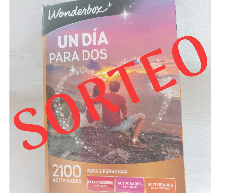SORTEO WONDERBOX