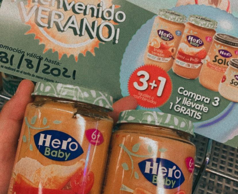 Promociones Hero Baby